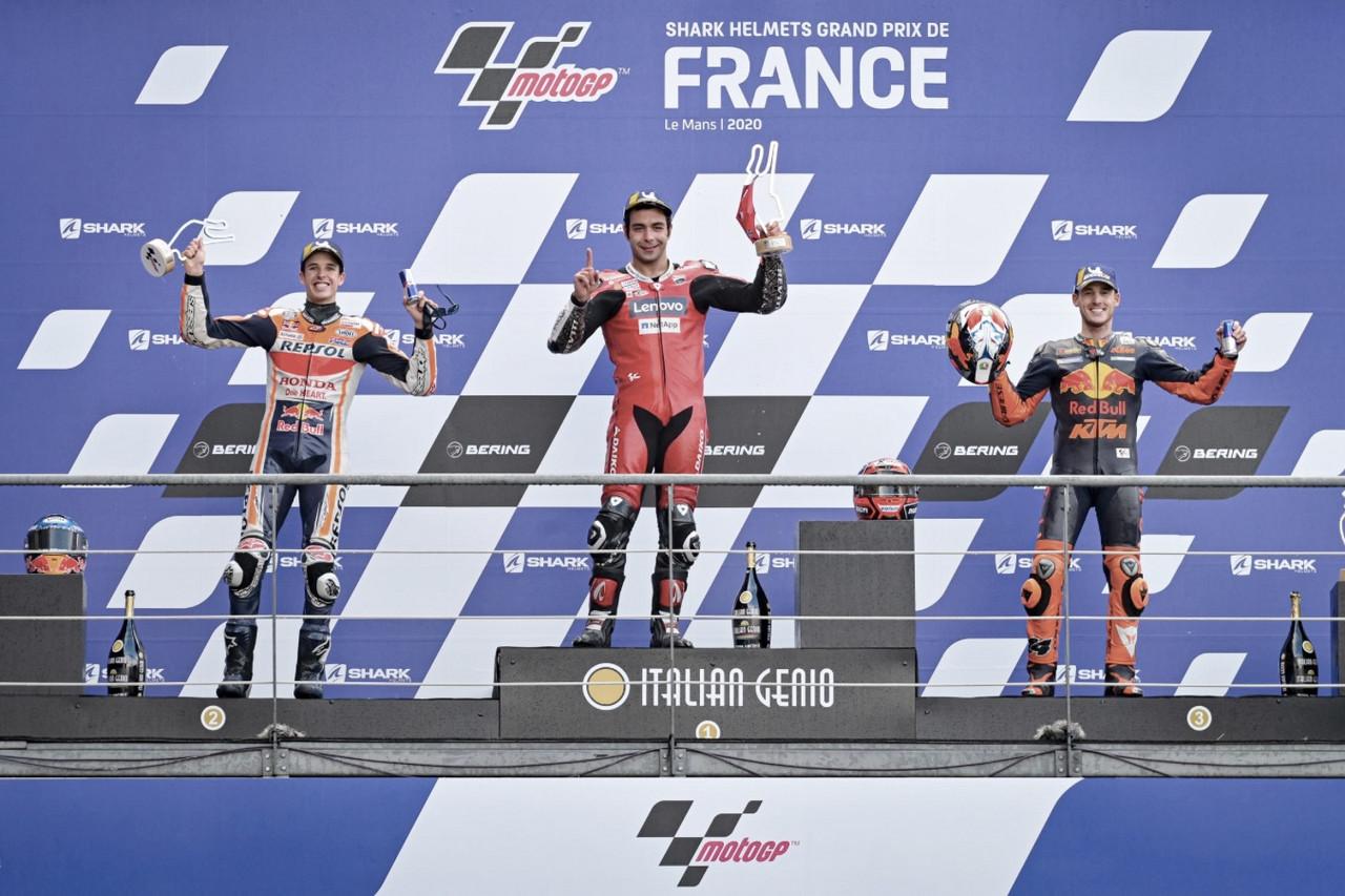 La Firma Vavel MotoGP GP Francia: una carrera inusual