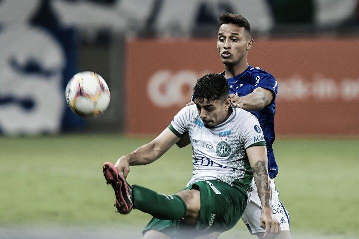 Com problemas na zaga, Cruzeiro encara Guarani no Mineirão