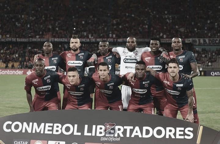 Puntuaciones de Independiente Medellín en su debut de Copa Libertadores con goleada