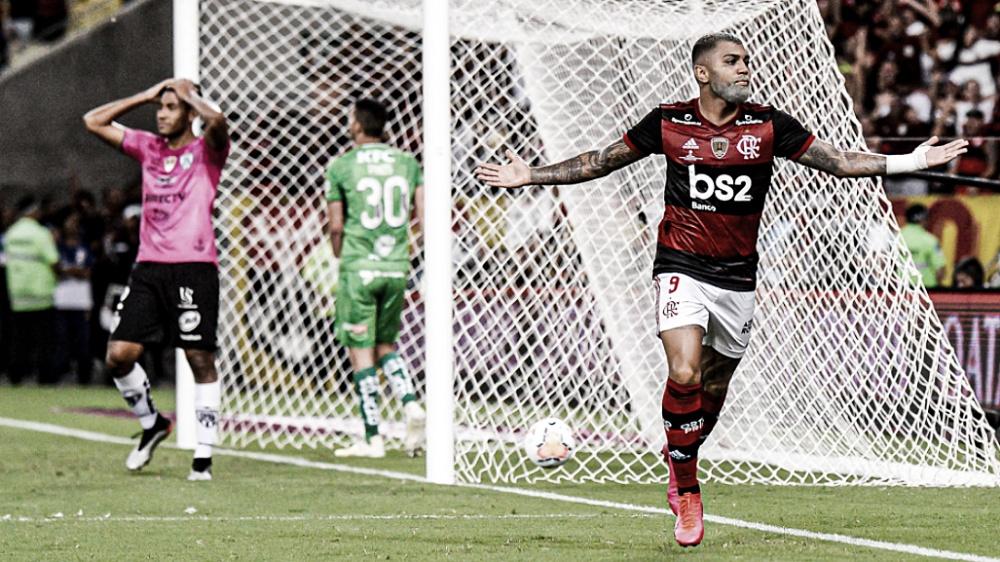 Mais uma taça! Mesmo sem seu jogo padrão, Flamengo bate Del Valle e conquista a Recopa