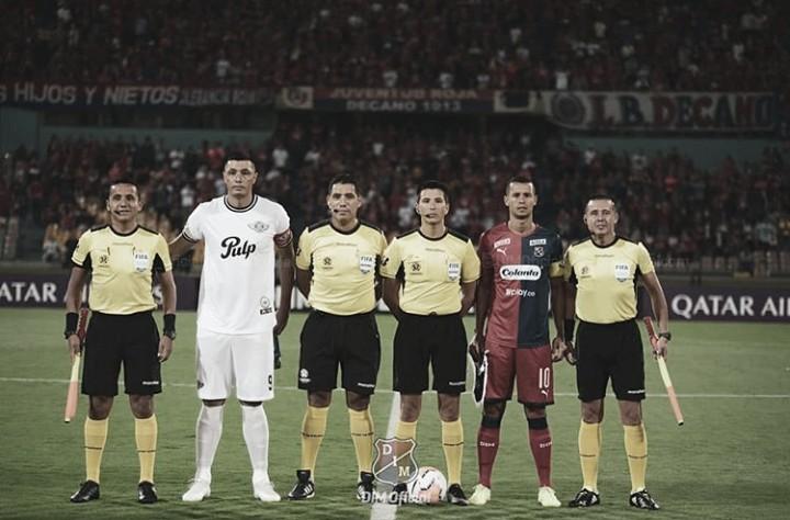 Un amargo debut en la fase de grupos para Independiente Medellín