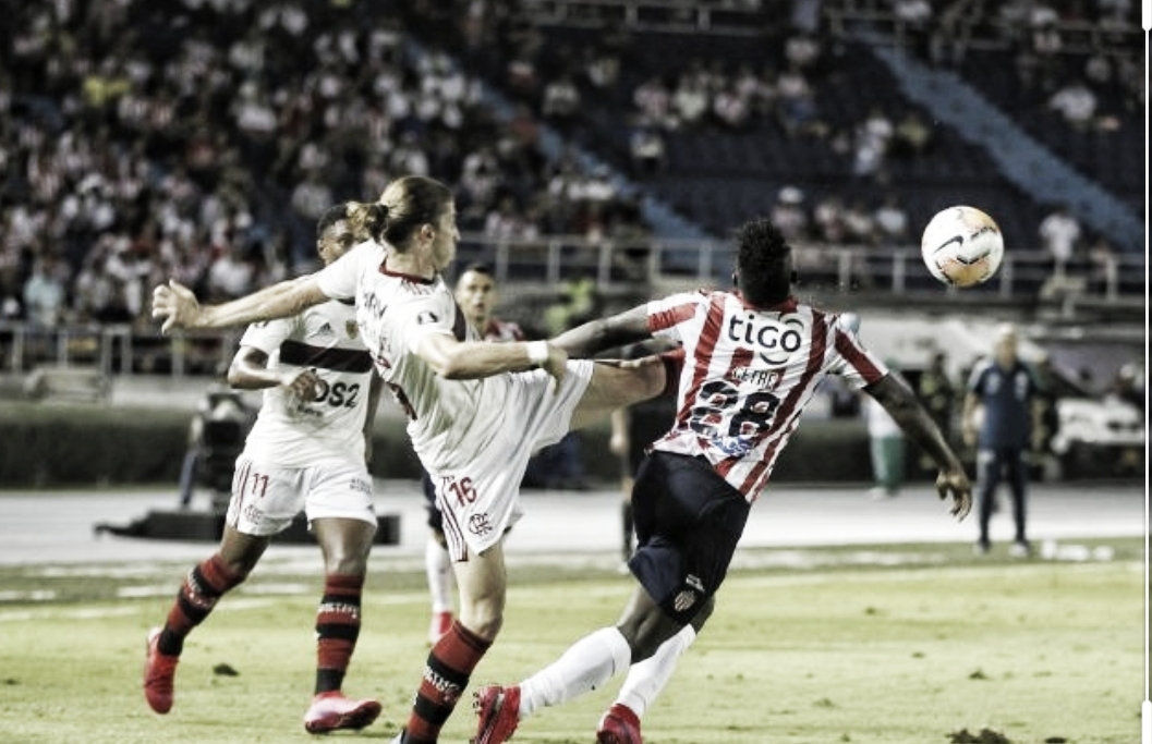Mal arranque de Junior en La Libertadores