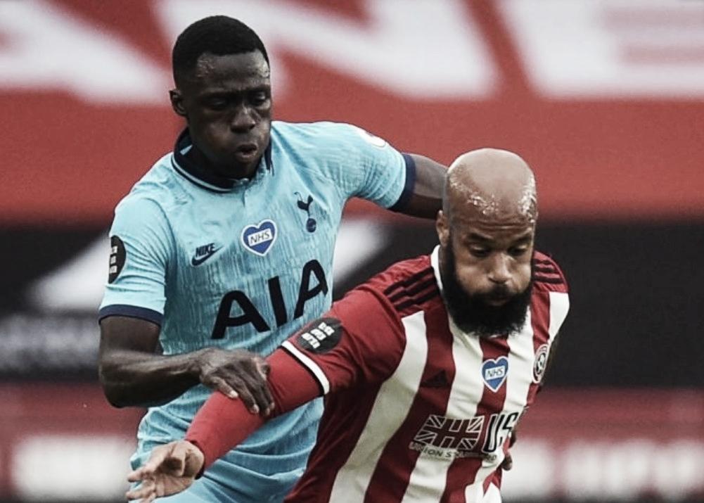 Con Davinson Sánchez en cancha Tottenham cayó en la Premier League