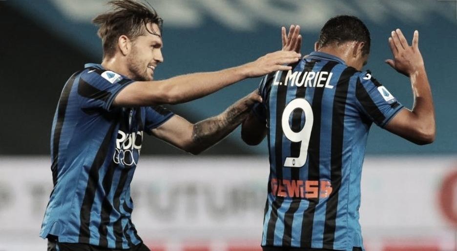 Luis Muriel, enchufado con Atalanta