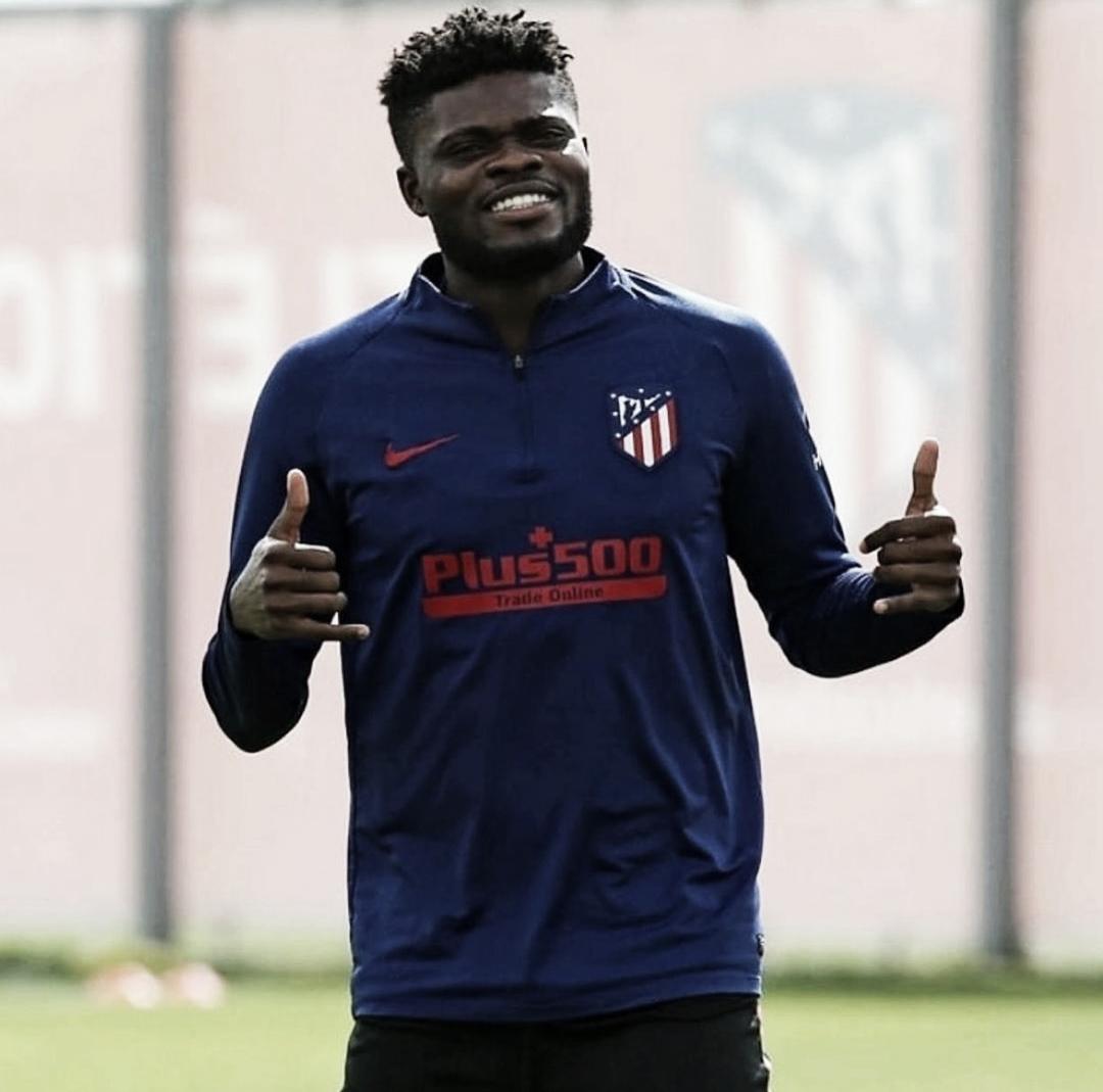 Thomas rechaza al Arsenal y se queda en el Atlético