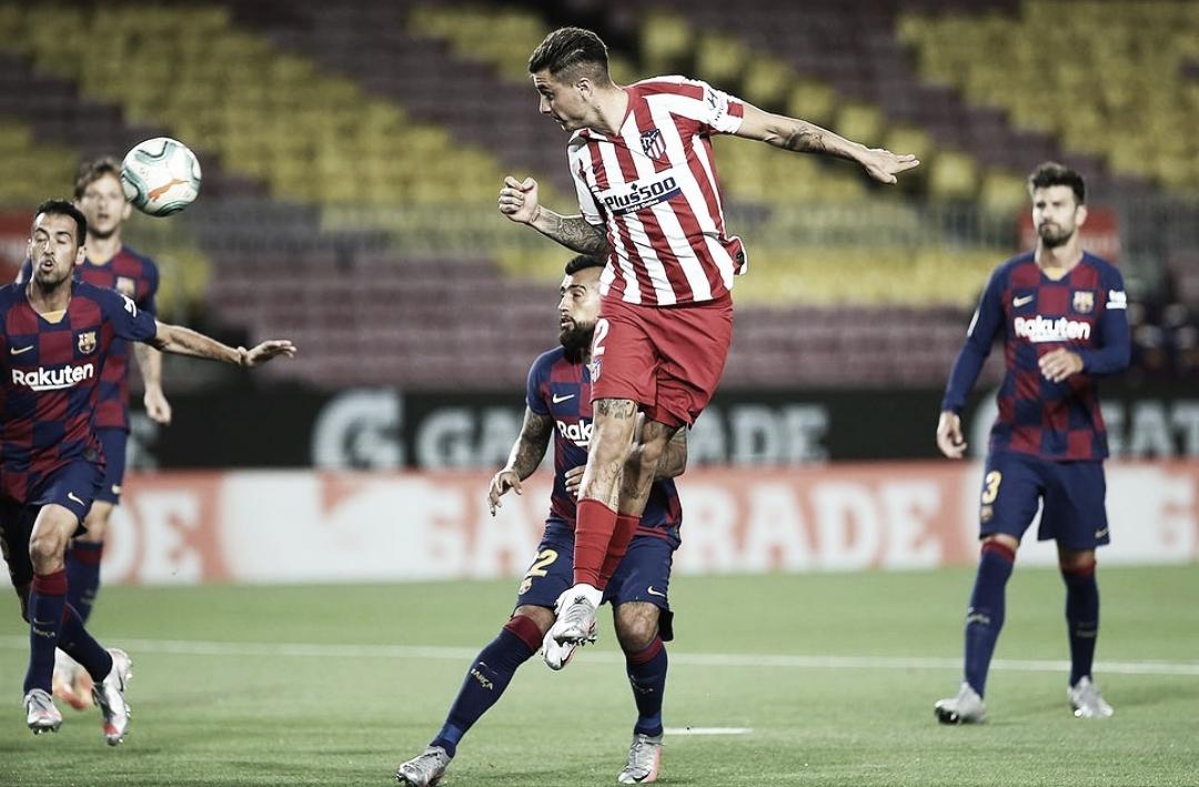 El Manchester City, interesado en Josema Giménez