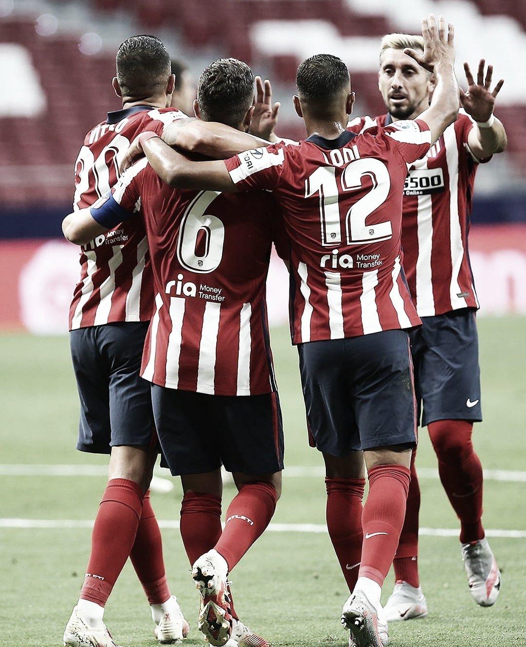 Análisis de la temporada liguera del Atlético