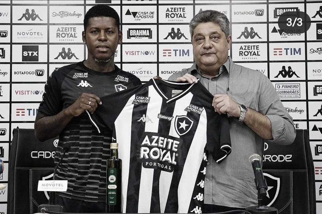 Botafogo deve reiscindir contrato de equatoriano Gabriel Cortez