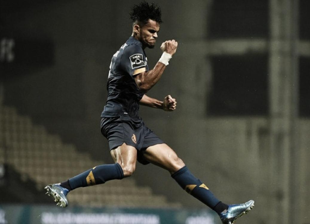 Luis Díaz marcó gol en Portugal