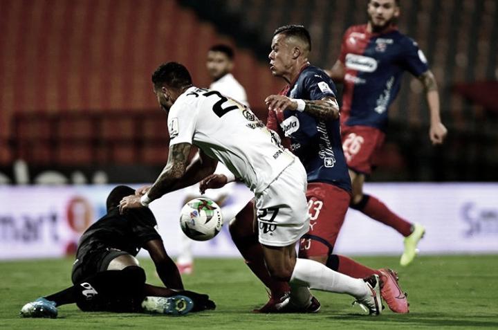 Independiente Medellín dejó escapar dos puntos como local ante el Pereira