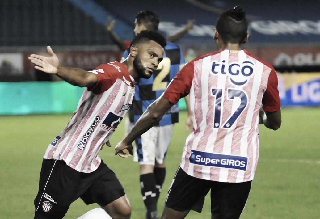 Junior goleó al Boyacá Chicó y se metió a los playoffs