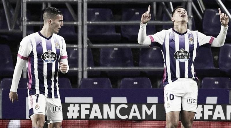 Resumen Real Valladolid vs Levante (1-1)