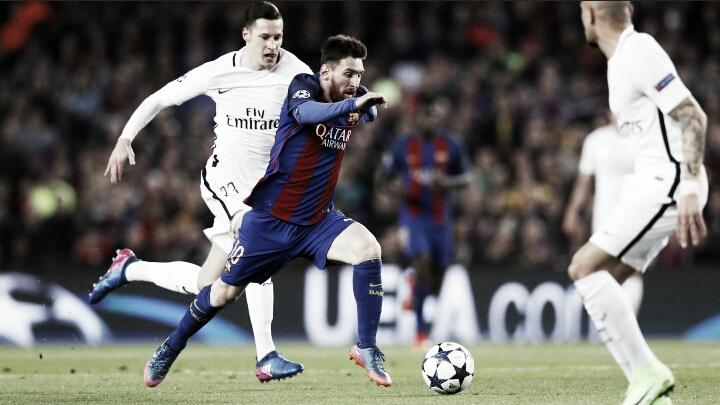 Barcelona e PSG se reencontram nas oitavas de Champions League