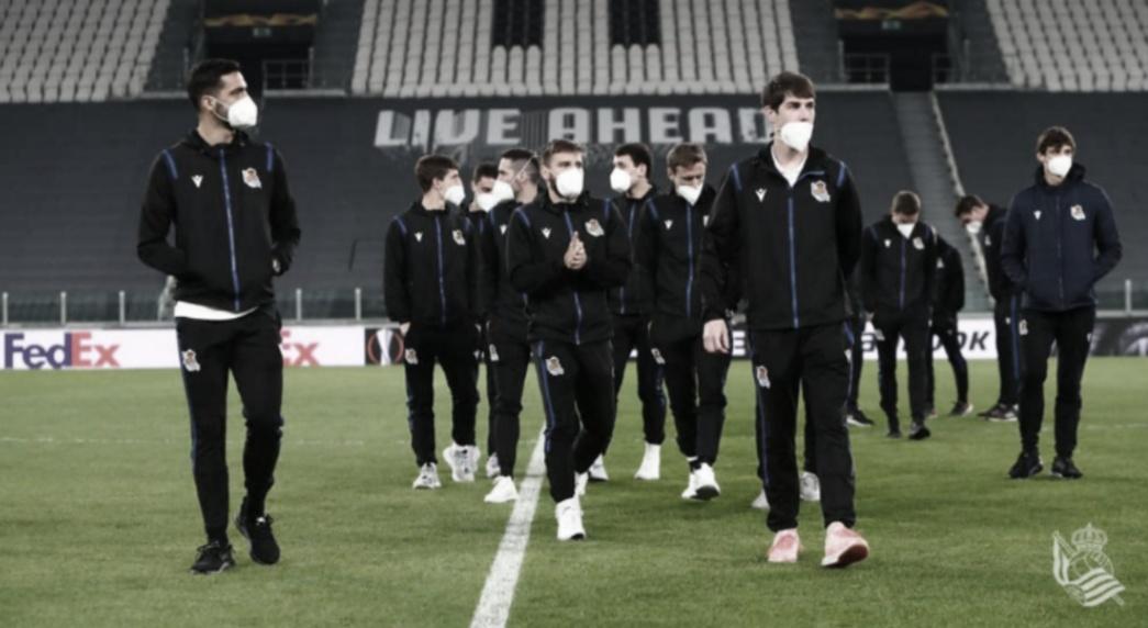Previa Real Sociedad -Manchester United: duelo de Titanes