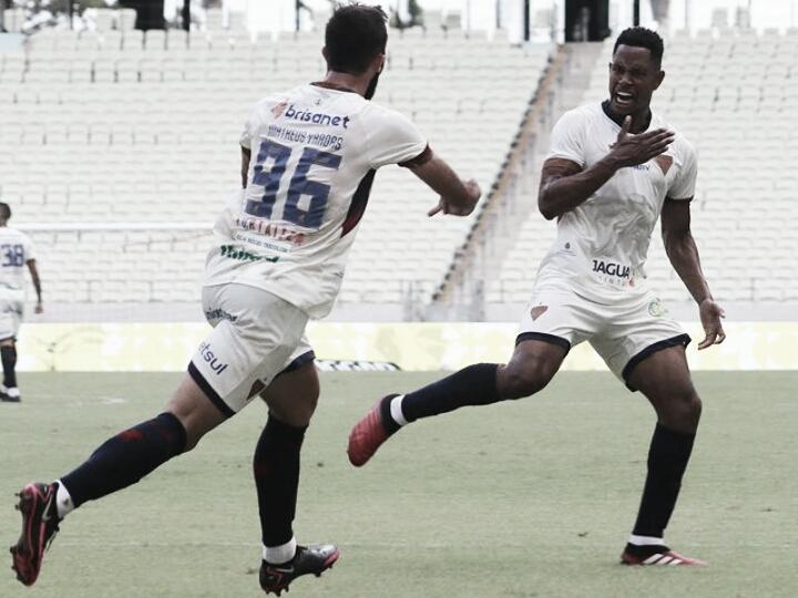 Fortaleza bate Bahia e se classifica para quartas de final da Copa do Nordeste