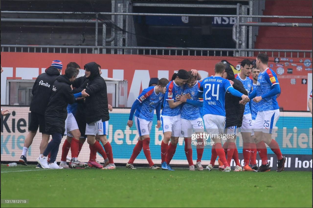 Holstein Kiel 3-2 Jahn Regensburg: Mühling to the rescue