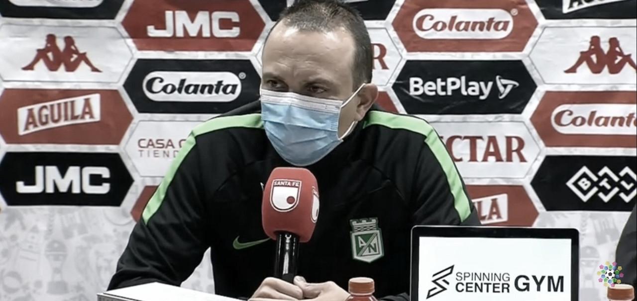 """Alejandro Restrepo: """"Siempre nos estamos autoevaluando, hay que mantener la humildad"""""""