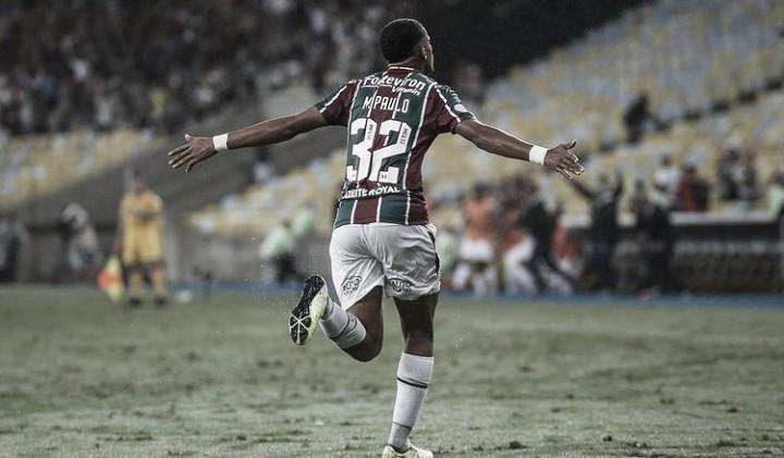 Marcos Paulo vistiendo la camiseta del Fluminense. / Instagram: Marcos Paulo Costa oficial