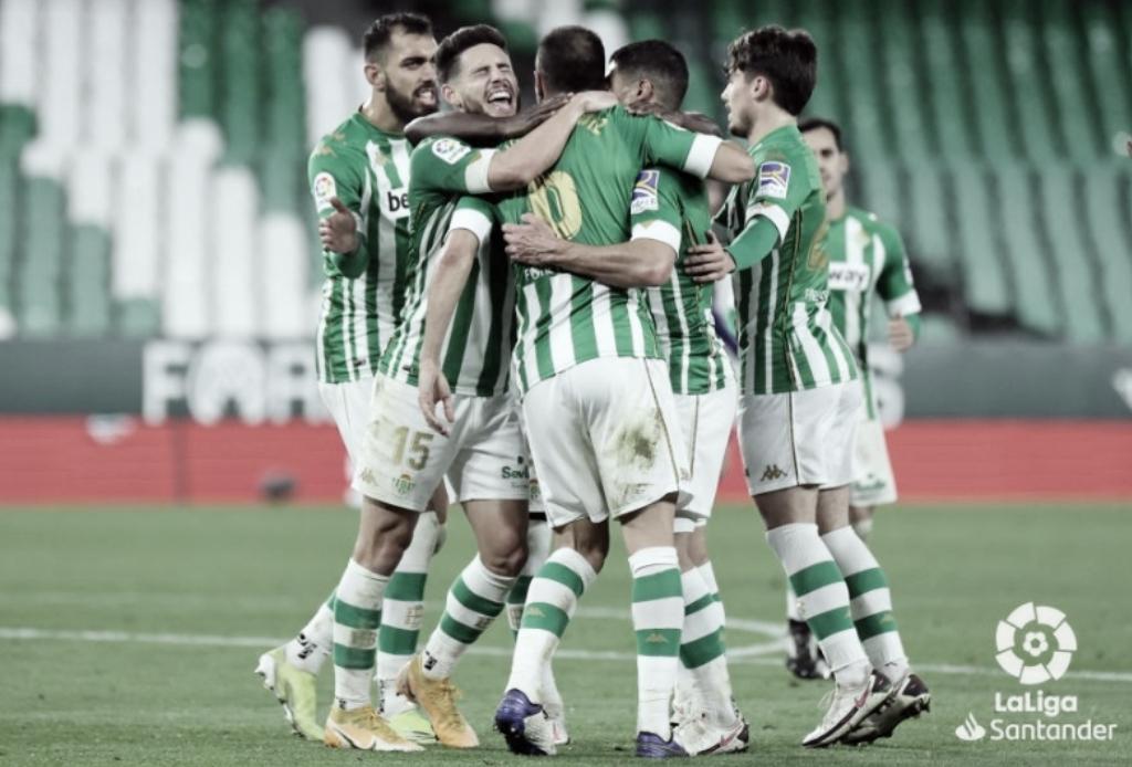 Betis - Barça: puntuaciones del Real Betis en la jornada 22 de LaLiga Santander