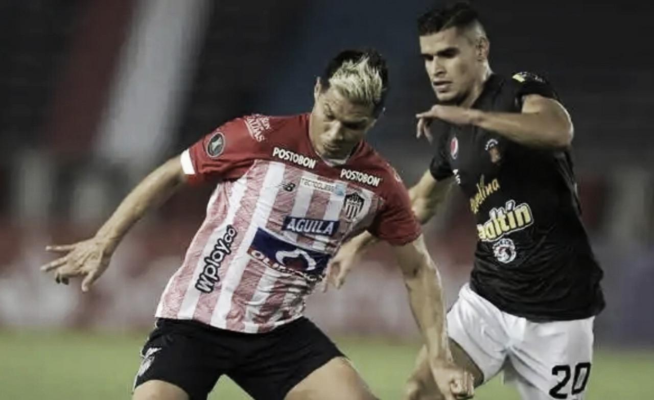 Teófilo Gutiérrez, clave en la clasificación de Junior en la Libertadores