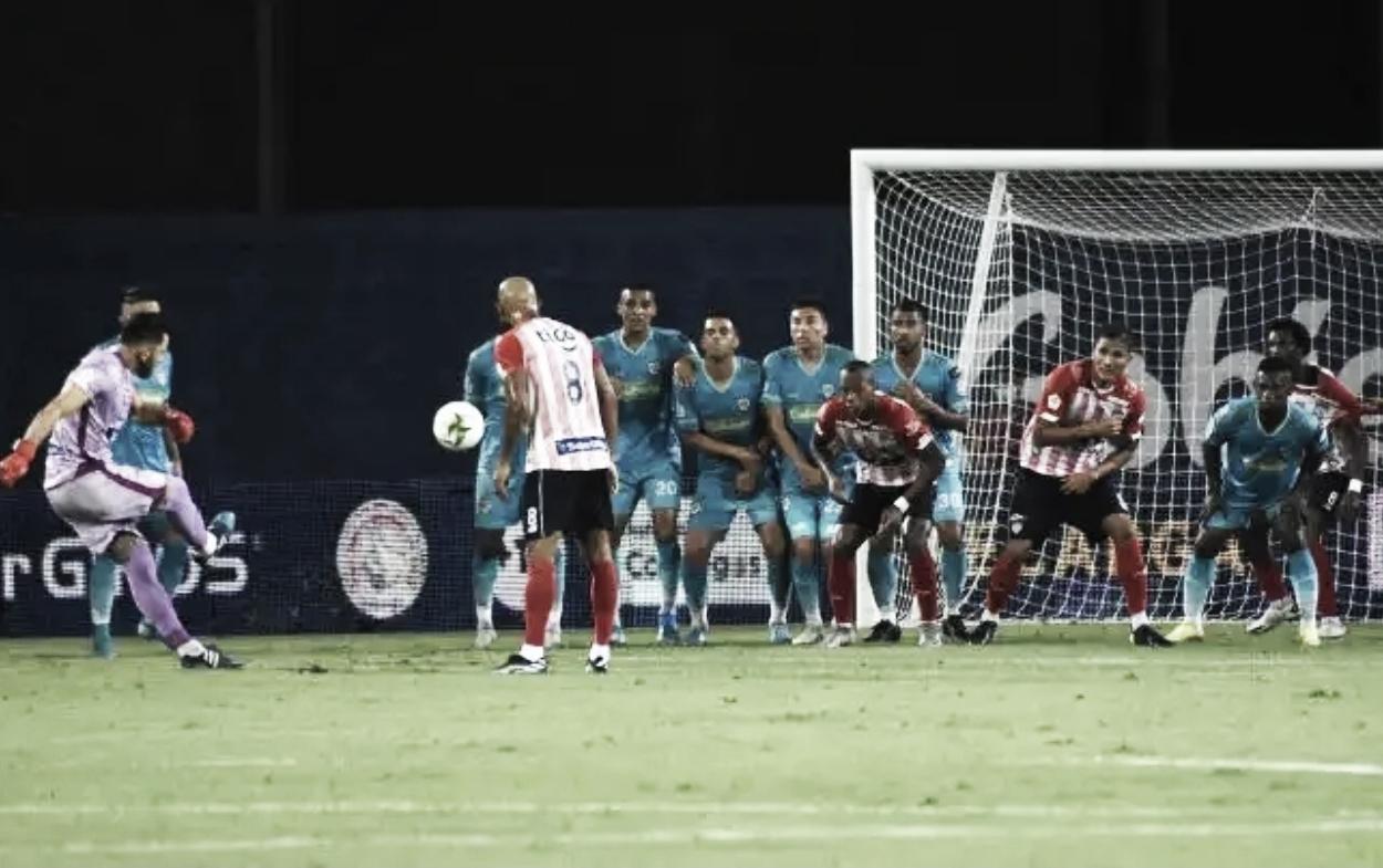 Junior logró un triunfo vital sobre Jaguares de Córdoba