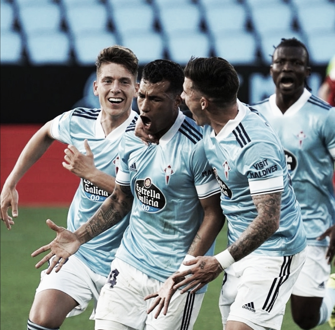 Celta - Osasuna: tres puntos que traen la calma