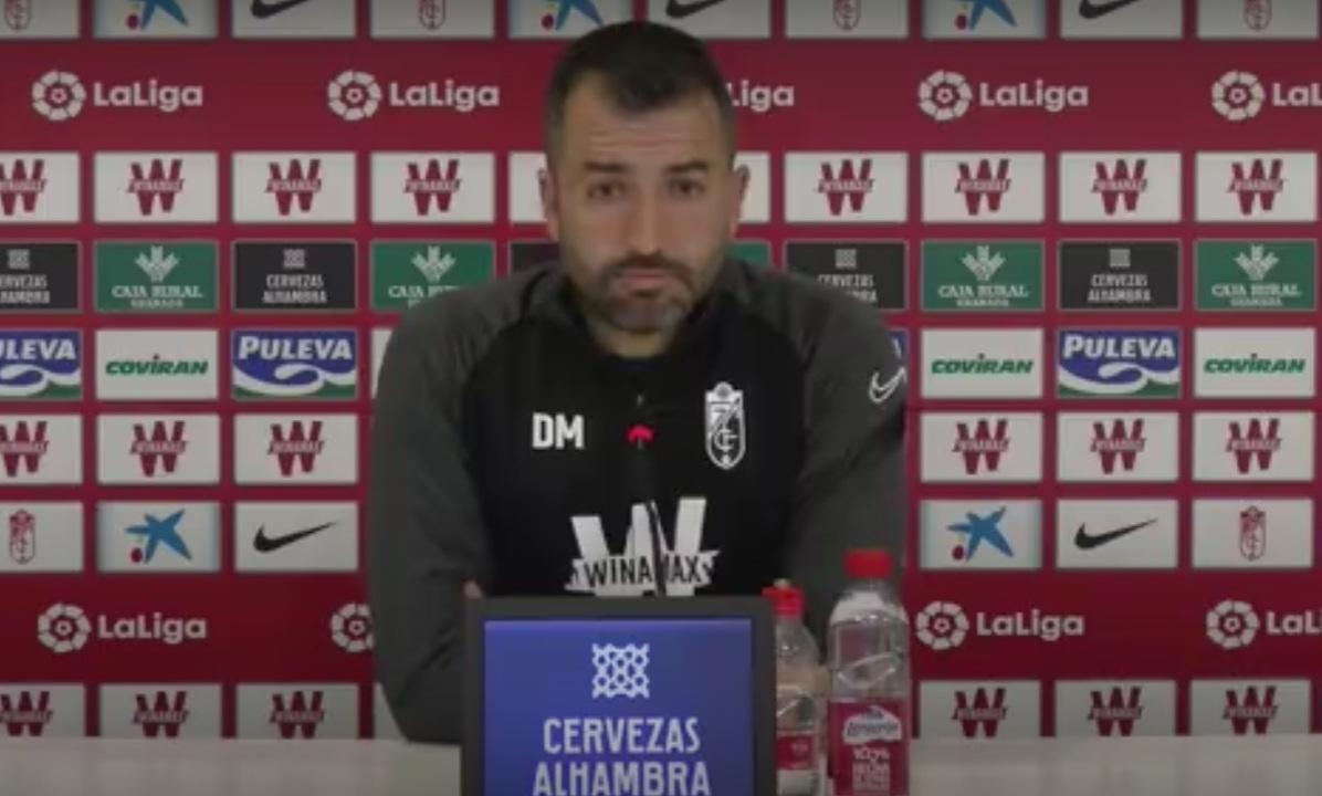 """Diego Martínez: """"Queremos seguir ganando"""""""