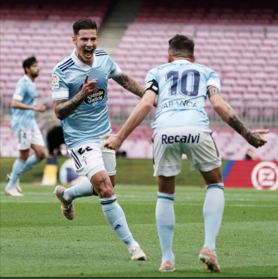 FC Barcelona vs Celta de Vigo: Puntuaciones del Celta en la jornada 37 de LaLiga Santander
