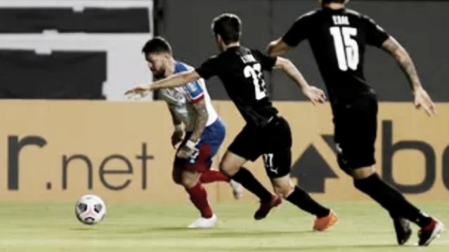 Bahia perde para Montevideo City em Salvador e é eliminado da Sul-Americana