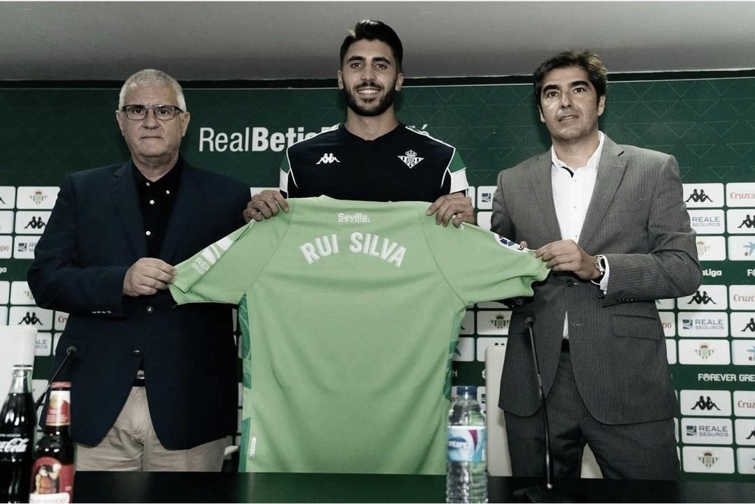 """Rui Silva: """"El Betis era mi primera opción, es un paso adelante en mi carrera"""""""