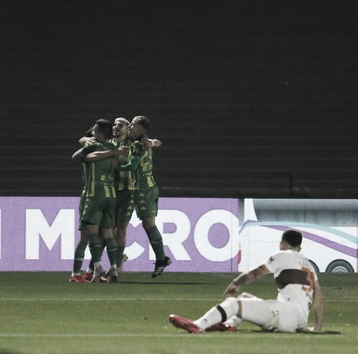 Aldosivi se llevó la victoria ante Platense