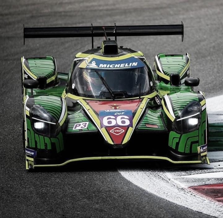 Varrone culminó 5° en las prácticas de Le Mans