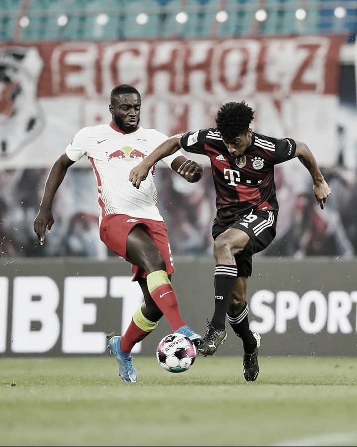 Resumen RB Leipzig vs Bayern en Bundesliga 2021 (1-4)