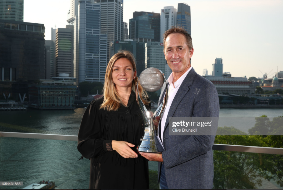 Simona Halep and Darren Cahill to resume coaching partnership in 2020