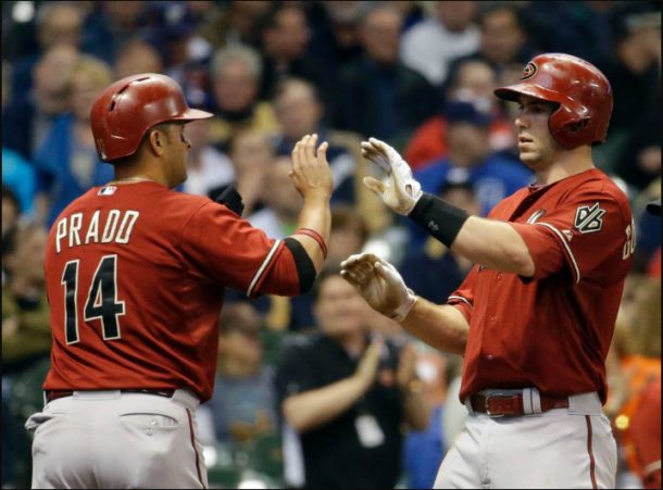 Arroyo Deals, Goldschmidt Homers Again As The D-backs Defeat The Brewers 3-2