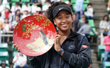 Naomi Osaka captures Toray Pan Pacific Open title on home soil