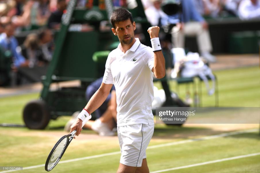 Wimbledon: Novak Djokovic sees off Roberto Bautista Agut, reaches 25th Grand Slam final