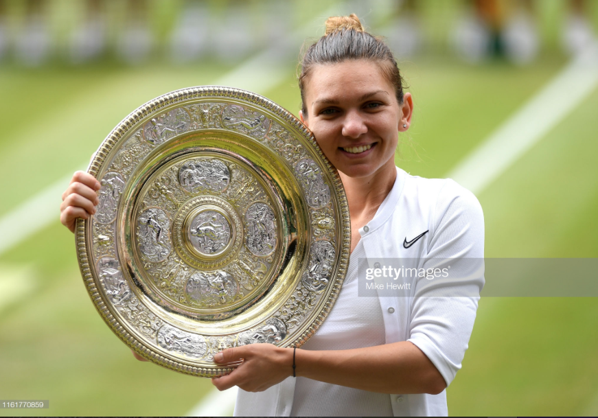 Wimbledon: Simona Halep crushes Serena Williams to capture second Grand Slam title