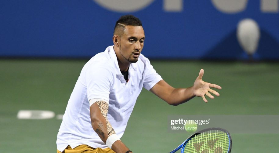 Citi Open: Wins for Stefanos Tsitsipas, Caty McNally highlight quarterfinal action