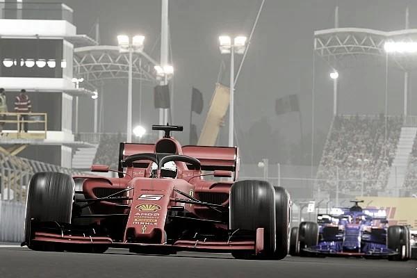 Victoria Celeste y Blanca en la F1
