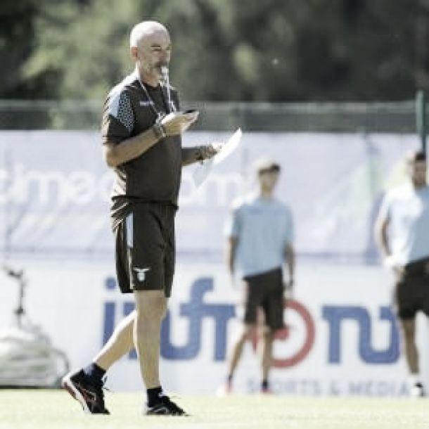 """Lazio, Pioli: """"Difficile ripetersi, ma vogliamo essere competitivi"""""""