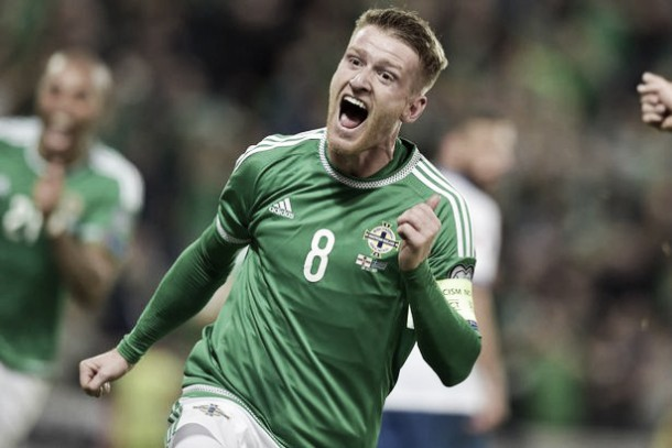 Northern Ireland drawn against Germany, Poland and Ukraine in EURO 2016 group stage