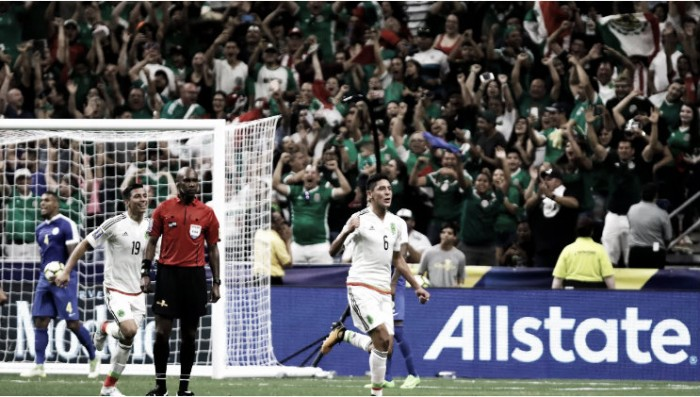 Gold Cup, Gruppo C: Messico e Giamaica qualificate. El Salvador passa come terzo