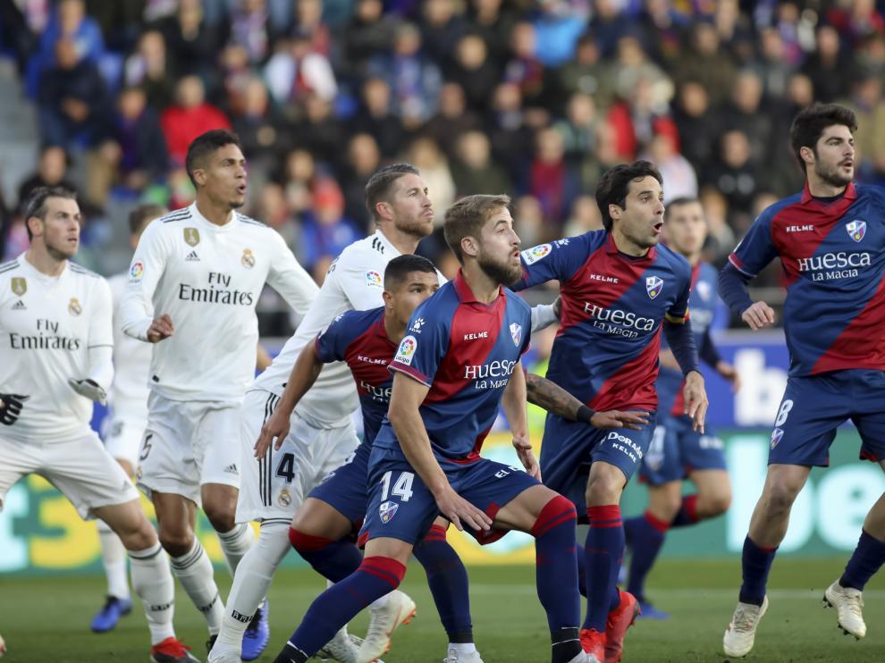 Análisis del rival: El Huesca peleará por su permanencia en La Liga