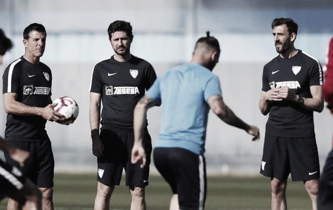 Víctor Sánchez del Amo, nuevo entrenador del Málaga CF