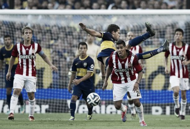 Estudiantes de La Plata vs Boca Juniors en vivo online