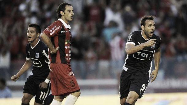 Resultado Douglas Haig - Independiente 2014 (1-2)