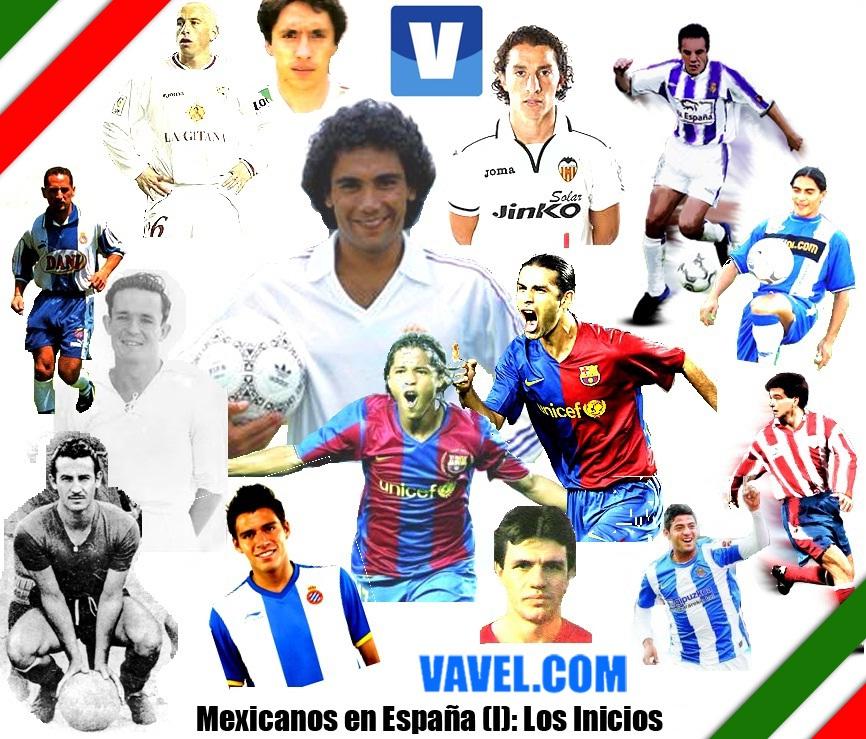 Mexicanos en España (I): los inicios