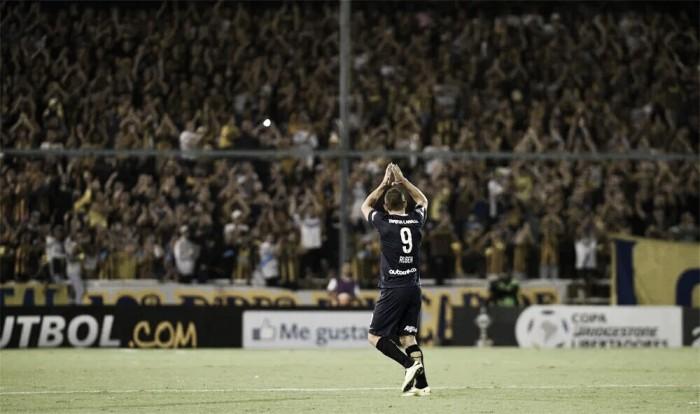 "Ruben: ""Me llena de orgullo jugar la Copa Libertadores con esta camiseta"""