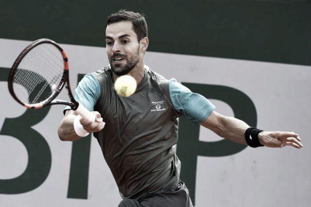 Santiago Giraldo ganó en dobles